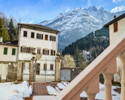 Furnished ski property with views