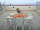 Tropea property 2 beds, sea view